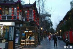 上海有哪些美食街