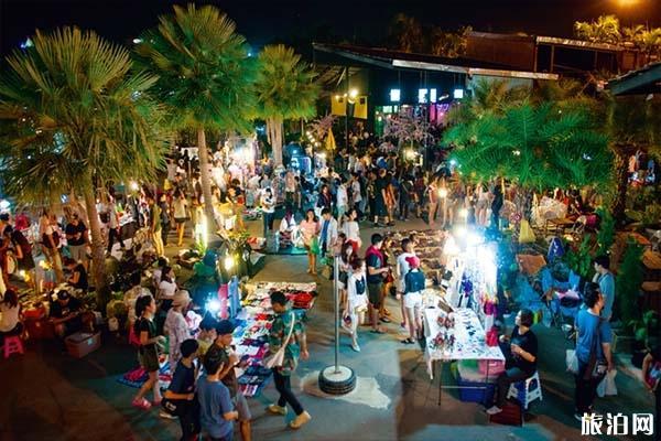 曼谷有哪些夜市