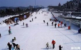 寧波商量崗滑雪場 門票+電話