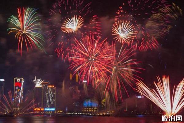 2020年上海跨年煙花哪里有 2020上海跨年活動攻略
