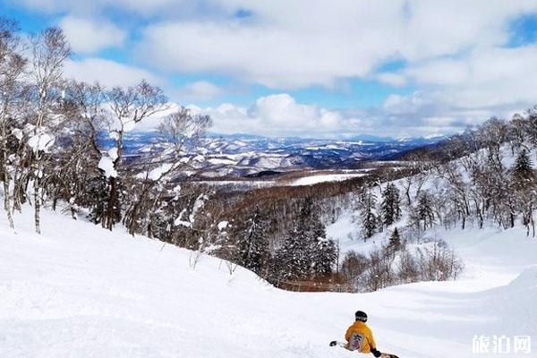 留壽都滑雪場 留壽都滑雪場攻略 留壽都滑雪場好玩嗎