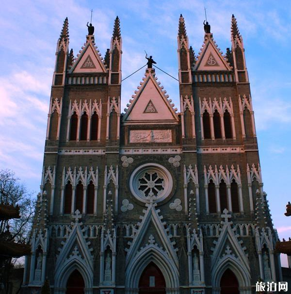 西什库教堂弥撒时间2020 西什库教堂周日弥撒