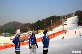 韩国冬季滑雪胜地有哪些