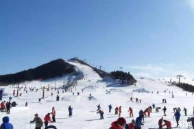 2020鄭州什么時候下雪 鄭州滑雪場哪個最好玩+門票價格