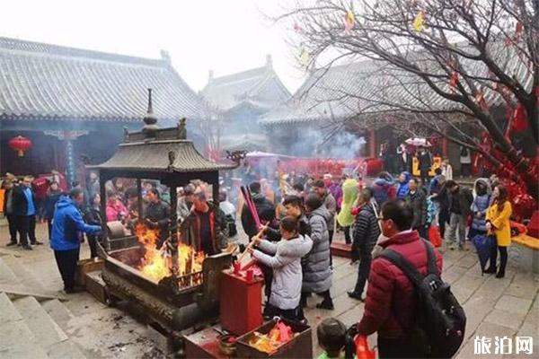 青島春節廟會有哪些 附2020春節廟會時間