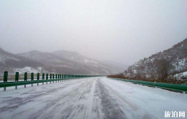 2020年1月北京暴雪高速封閉路段+公交調整信息