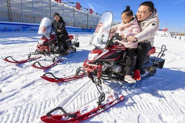 2020北京國際雕塑公園冰雪嘉年華怎么去