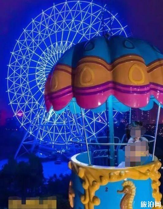 南寧市鳳嶺兒童公園跳傘塔視頻