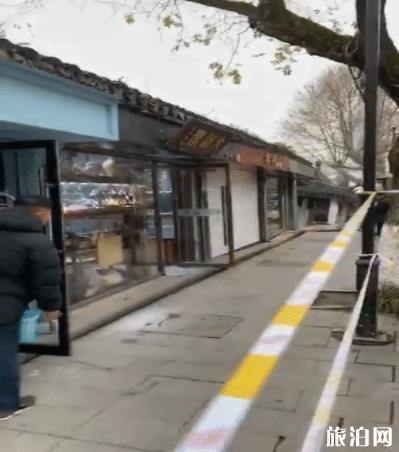 蘇州十全街塌陷了嗎 蘇州十全街塌陷視頻
