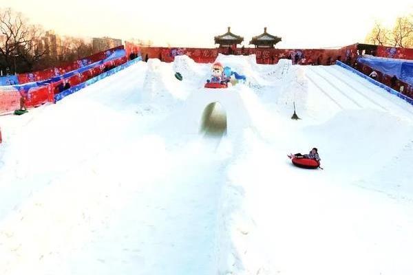 2020龙潭公园冰雪嘉年华门票+开放时间+交通指南