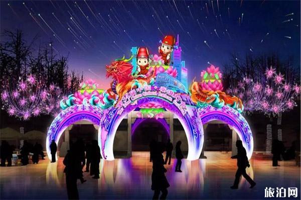 2020秦淮燈會1月17日亮燈 持續時間+門票+無人機表演