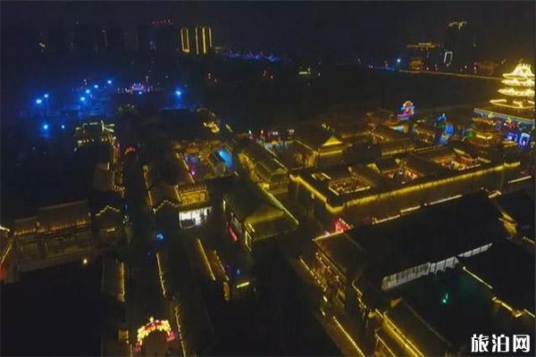 2020鄆城水滸好漢城燈會1月22日開啟 持續時間+燈會內容