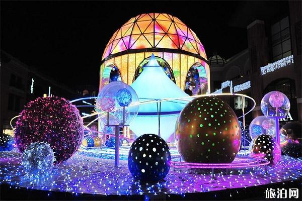 2020北京春節燈會+燈光秀盤點