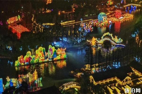2020南京城墻燈會1月17日亮燈 持續時間+燈會內容