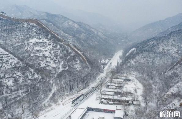 1月6日北京暴雪取消航班+影響的列車