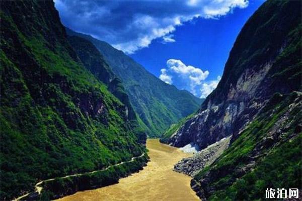 2020大渡河金口大峡谷在哪里 大渡河金口大峡谷海拔高度 大渡河金口大峡谷自助游