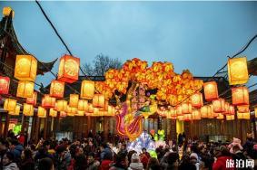 2020南京夫子廟燈