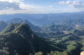 2020九山顶自然风景区门票交通景点介绍