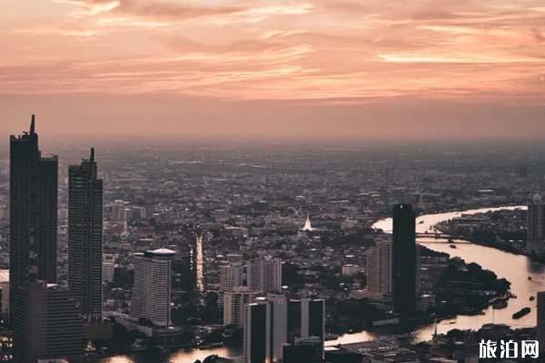 曼谷有哪些高檔酒店推薦