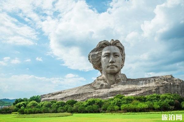 长沙橘子洲景区介绍 游玩指南