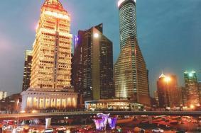 2020上海金茂大厦
