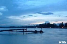 2020年艾丁湖旅游