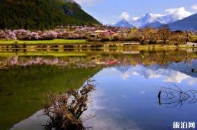 2020嘎朗湖景区旅