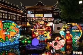 2020年上海哪些举