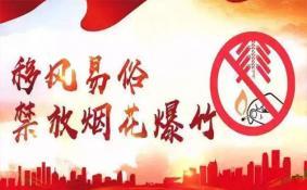2020武漢禁止煙花燃放區域 違規處罰