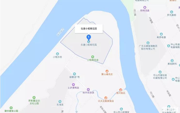 中山小榄菊花展2019几月份+交通指南