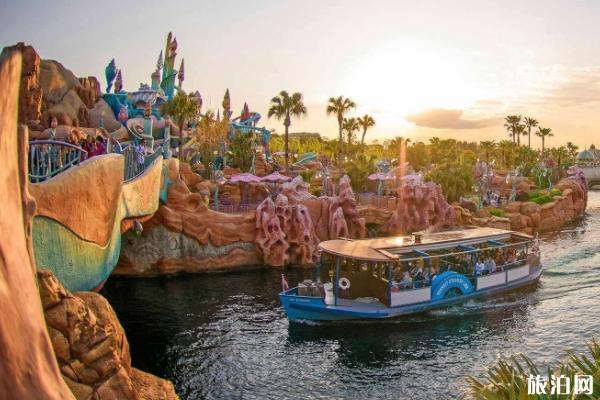 東京迪士尼海洋樂園攻略 門票價格和游玩項目
