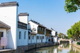 2020练塘古镇游览