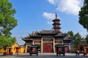 2020上海龙华寺门