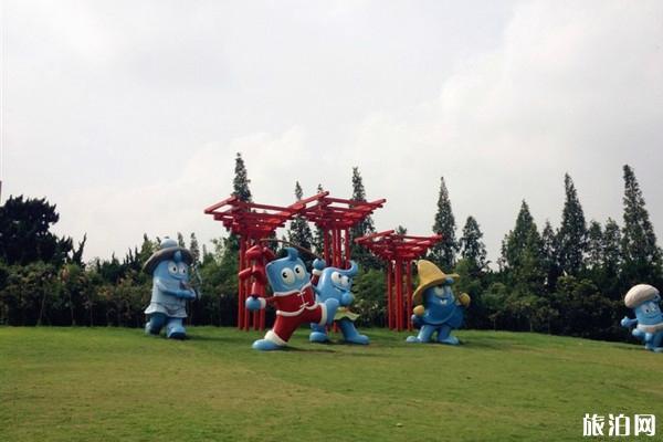 2020上海長風公園票價和景點介紹