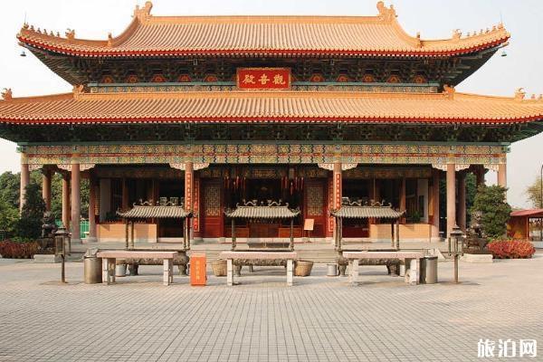 寺廟祠觀庵有什么區別