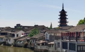 蘇州千燈古鎮門票 景點介紹