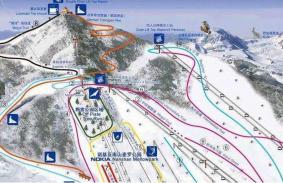 2020年春节北京密云南山滑雪场暂停营业