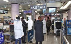 北京地铁将测体温进站 封城辟谣