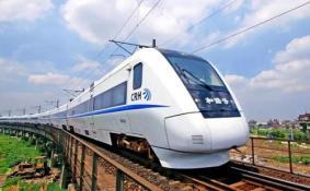 2020厦门部分列车