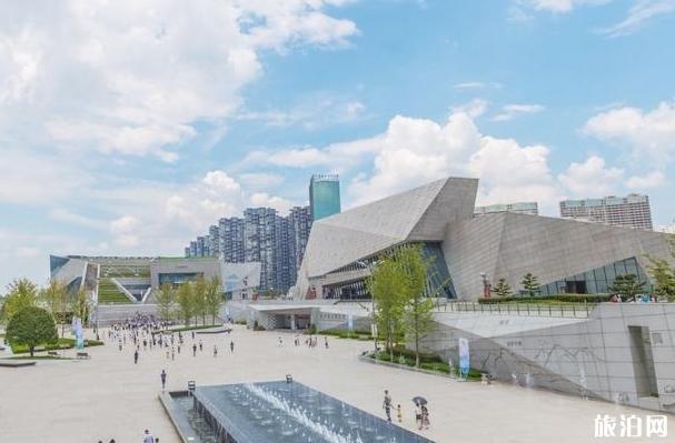 2020濱江文化園旅游攻略 門票交通景點介紹