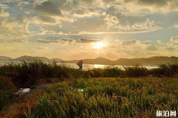 東錢湖風景旅游區旅游 景區介紹