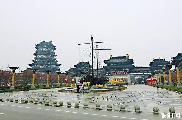 新華聯銅官窯古鎮簡介 門票和交通