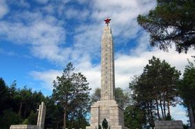 2020苏联红军烈士公园旅游攻略