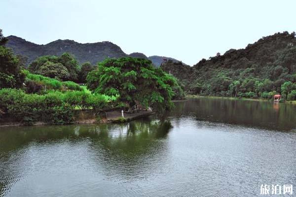 2020柳州龙潭公园景点介绍  怎么去