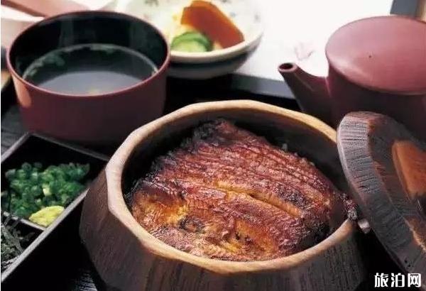 日本最有名的鳗鱼店推荐