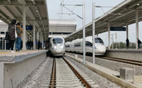 上海最新部分列车