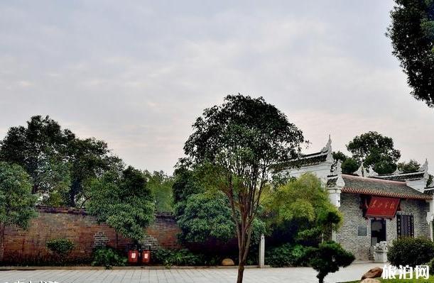 2020湘潭湘乡东山书院旅游攻略 门票交通景点介绍