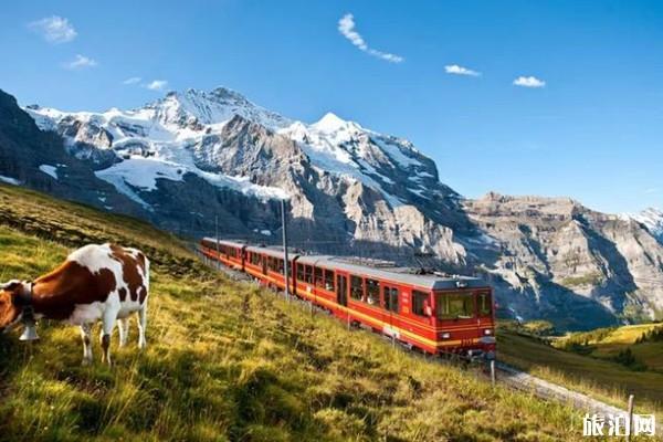 愛的迫降取景地瑞士