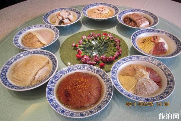江陰顧山紅豆村八大碗都有哪些菜