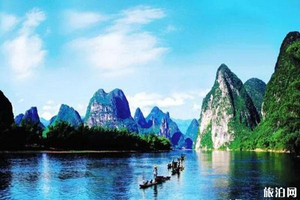 漓江對醫護人員免費時間和旅游攻略